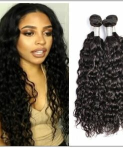 Brazilian Water Wave Weave-100% Virgin Human Hair img-min