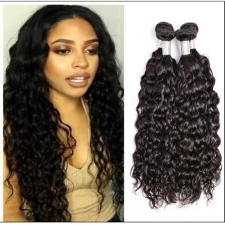 Brazilian Water Wave Weave-100% Virgin Human Hair img-min