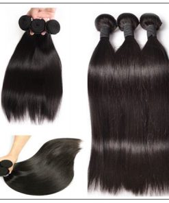 Cheap straight hair bundles img 3