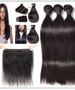 Cheap straight hair bundles img 4-min