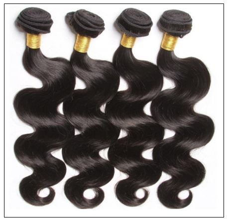 Indian Body Wave Hair Extensions-100% Human Hair img 3-min