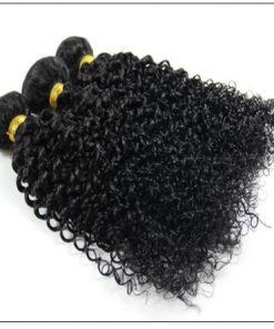Indian Jerry Curl Hair Weave -100% Virgin Hair img 3-min