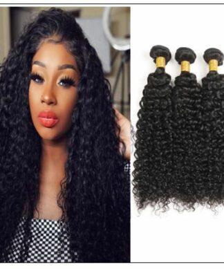 Indian Jerry Curl Hair Weave -100% Virgin Hair img-min