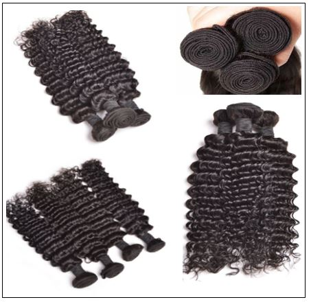 Indian Unprocessed Deep Wave Virgin Hair img 2-min
