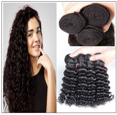 Indian Unprocessed Deep Wave Virgin Hair img 4-min