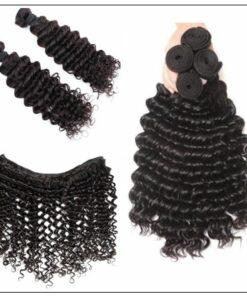 Indian Virgin Deep Wave Hair Bundle img 3-min