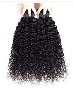 Jerry Curly Human Hair Weave-100% Raw and virgin img 2-min
