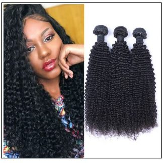 Jerry Curly Human Hair Weave-100% Raw and virgin img-min