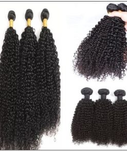 Jerry Curly Raw Hair Weave img 2-min