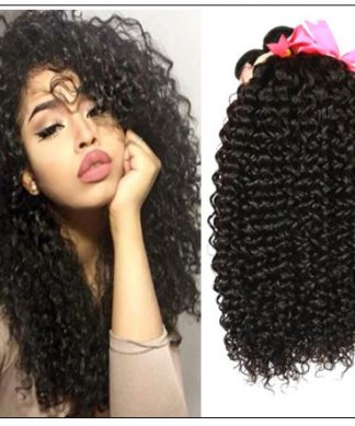 Jerry Curly Raw Hair Weave img-min