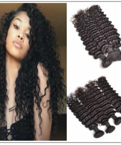 Malaysian Deep Wave Hair Extension img 1-min