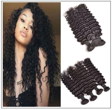 Malaysian Deep Wave Hair Extension img 1-min