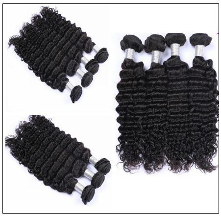 Malaysian Deep Wave Hair Weave img 4-min