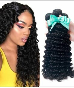 Malaysian Deep Wave Hair Weave img-min