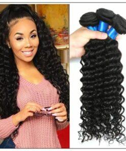 Malaysian Deep Wave Weave-100% Virgin Hair img 1-min
