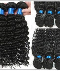Malaysian Deep Wave Weave-100% Virgin Hair img 2-min
