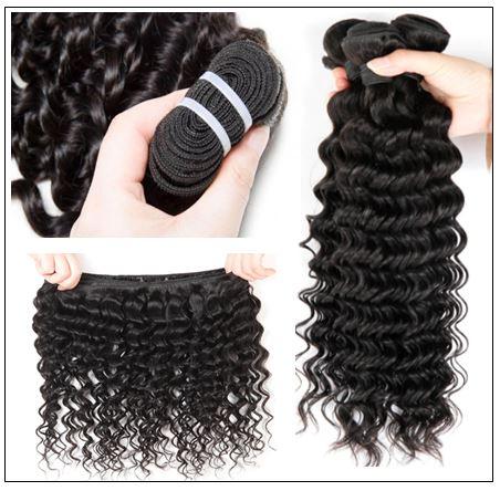 Malaysian Deep Wave Weave-100% Virgin Hair img 3-min