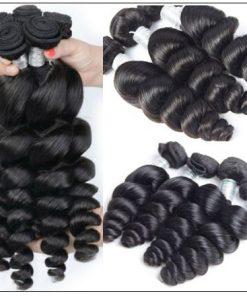 Malaysian Loose Wave Hair Weave img 2-min