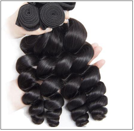 Malaysian Loose Wave Hair Weave img 3-min