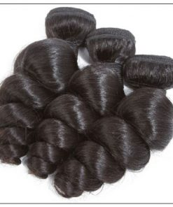 Malaysian Loose Wave Hair Weave img 4-min