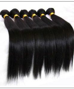 Malaysian Straight Remy Human Hair Weave-100% Virgin img 4-min