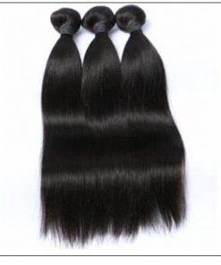 Malaysian straight hair bundle img 4