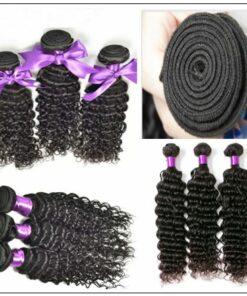 Peruvian Deep Wave Hair Weft img 2-min