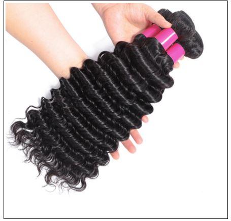 Peruvian Deep Wave Hair Weft img 3-min