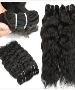 Peruvian Human Hair Bundles Natural Wave img 2-min