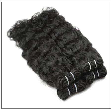 Peruvian Human Hair Bundles Natural Wave img 4-min