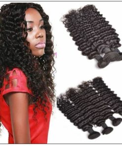 Peruvian Human Virgin Hair Deep Wave img 2-min