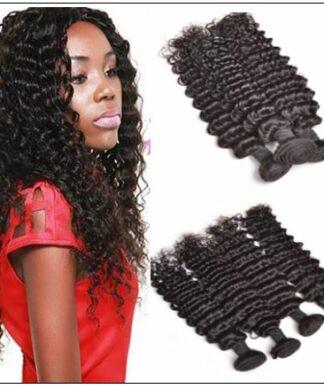 Peruvian Human Virgin Hair Deep Wave img 2-min