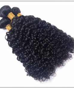 Peruvian Jerry Curly Hair Weave img 2-min