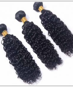 Peruvian Jerry Curly Hair Weave img 4-min