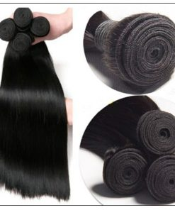Silky straight hair weave img 2-min