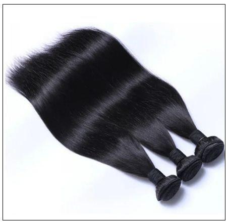 Silky straight hair weave img-min