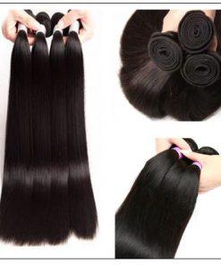 Straight Remy Hair Weave-100% Human Hair img 2-min