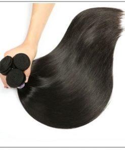 Straight Remy Hair Weave-100% Human Hair img 3-min