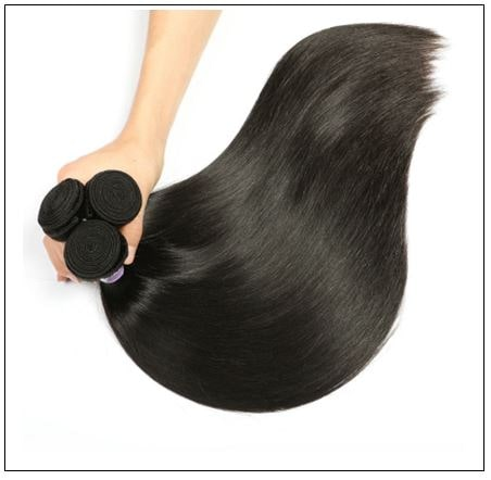 Straight Remy Hair Weave-100% Human Hair img 3-min