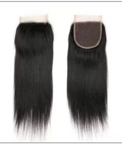 Straight hair closure img 2
