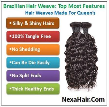 Unprocessed Virgin Malaysian Hair Natural Wave Weave img 4-min