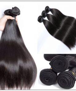 Virgin Malaysian Straight Human Hair img 3-min