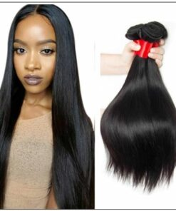 Virgin Malaysian Straight Human Hair img-min