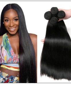 Virgin straight hair img