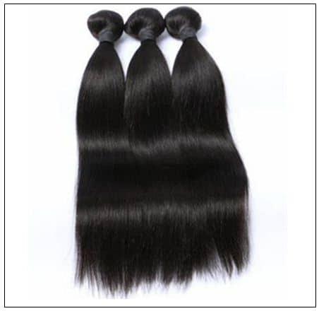 Virgin straight hair img 3