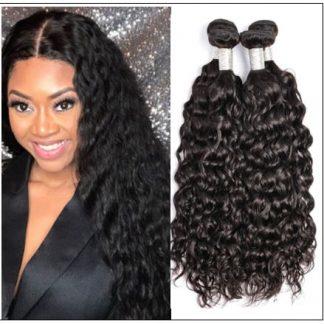 Water Wave Hair Bundles-100% Unprocessed &Virgin img-min