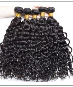 Water Wave Human Hair- 100% Virgin img 3-min