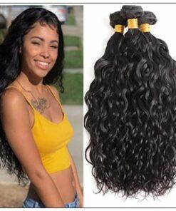 Brazilian Wet and Wavy Human Hair img-min