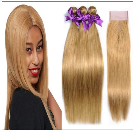 Honey Blonde Lace Front img-min