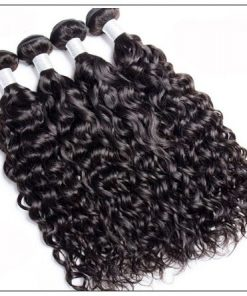 Indian Remy Hair Wet and Wavy img 3